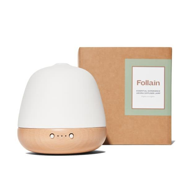 """<h3><a href=""""https://follain.com/p/essential-oil-diffuser"""" rel=""""nofollow noopener"""" target=""""_blank"""" data-ylk=""""slk:Follain Essential Experience Aroma Diffuser Lamp"""" class=""""link rapid-noclick-resp"""">Follain Essential Experience Aroma Diffuser Lamp</a></h3><br>Nothing creates a calm, tranquil ambiance like a little aromatherapy. Play to Libra's calm personality with relaxing diffuser lamp, which creates peak cozy vibes thanks to essential oil and warm, diffused light.<br><br><strong>Follain</strong> Essential Experience Aroma Diffuser Lamp, $, available at <a href=""""https://go.skimresources.com/?id=30283X879131&url=https%3A%2F%2Ffollain.com%2Fp%2Fessential-oil-diffuser"""" rel=""""nofollow noopener"""" target=""""_blank"""" data-ylk=""""slk:Follain"""" class=""""link rapid-noclick-resp"""">Follain</a>"""