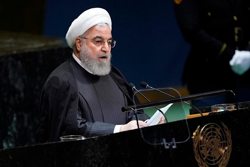 Hardline Iranian Lawmakers Back Off from Move to Impeach President Hassan Rouhani