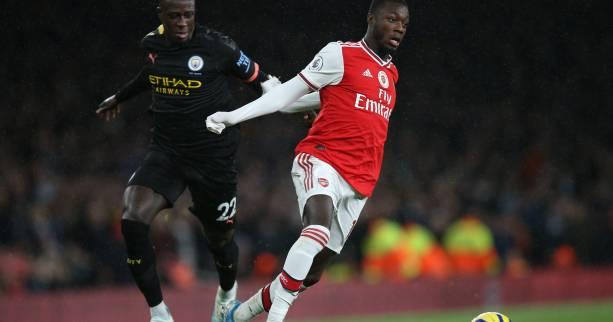 Foot - ANG - Compositions de Manchester City - Leicester : Benjamin Mendy titulaire