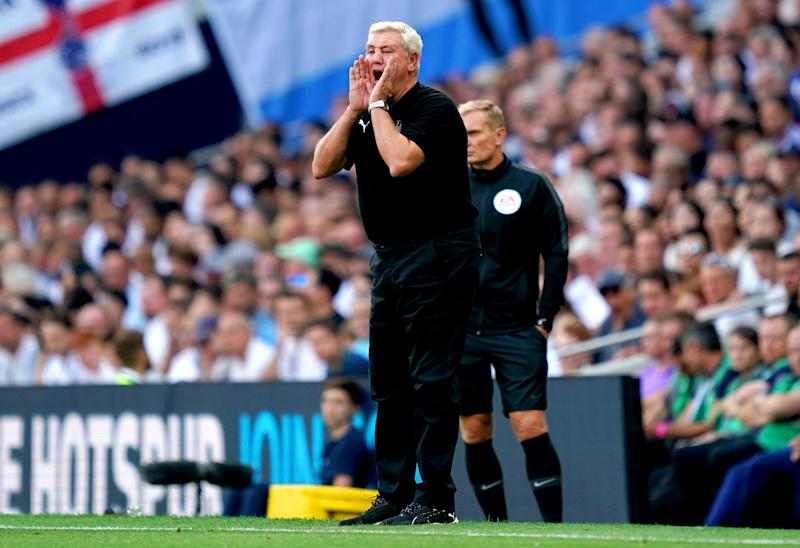 Steve Bruce will be happy with his side's battling display. (Credit: Getty Images)