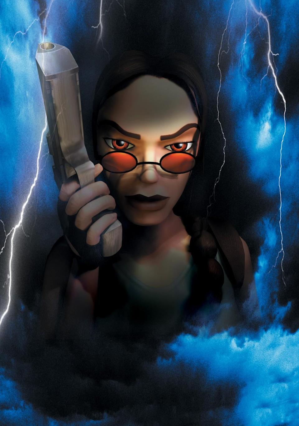 <p>Presumed dead after the events of 'The Last Revelation,' Lara Croft (Elliot) returns in a series of four quests, including one for the Philosopher's Stone. Reviews are mixed and sales are down. (Photo: Square Enix) </p>