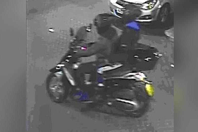 Police have warned about rising numbers of moped robberies
