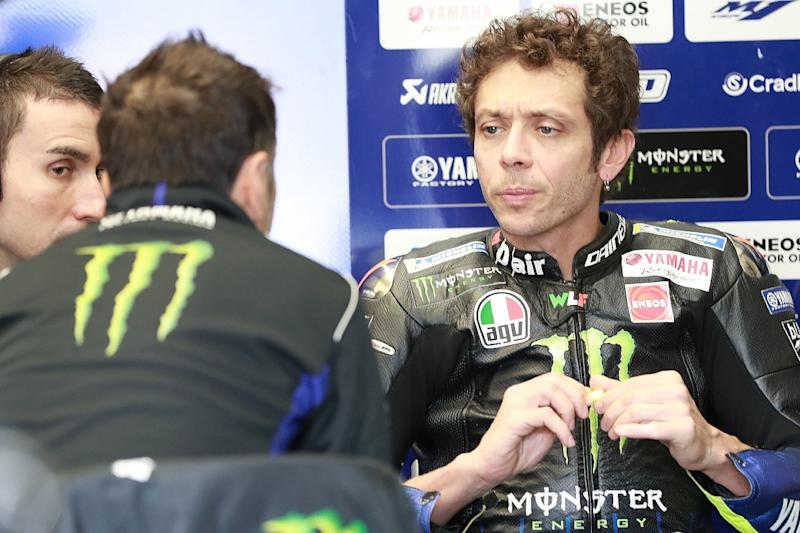 Rossi: Results must improve to renew contract