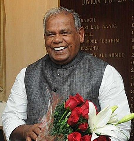 The former CM of Bihar has made a couple of political jumps. Jitan Ram Manjhi entered politics in 1980 on a Congress ticket and became a Minister in the Chandrashekar Singh-led government in Bihar. In 1990, he lost an election, after which he switched sides to the Janata Dal (JD). Manjhi moved to the Rashtriya Janata Dal (RJD) after JD split in 1996 and Laloo Prasad Yadav formed his party. During the October 2005 elections, RJD lost to the BJP-Janata Dal (United) NDA coalition, after which Manjhi switched loyalties back to the JDU. In 2015, a political crisis erupted in Bihar when, after the poor performance during the 2014 general elections, Nitish Kumar resigned from the post of CM, and Manjhi, who was his confidant, took over as the CM. Manjhi 's tenure was rife with controversies and, ten months later the party asked him to resign and make way for Kumar to return as CM. Manjhi refused and was expelled from the party. The Governor then asked Manjhi to seek a vote of confidence. However, despite BJP announcing that it would support Manjhi, was short of the numbers. Manjhi resigned the day of the vote, and Kumar returned as CM. Manjhi then formed the Hindustani Awam Morcha (Secular) on 8 May 2015, along with 18 others. <em><strong>Image credit:</strong></em> By Ministry of Power, CC BY-SA 4.0, https://commons.wikimedia.org/w/index.php?curid=86332993