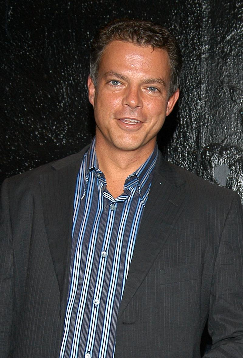 Shepard Smith, news anchor for FOXNews at the Avalon Nightclub in Boston, Massachusetts (Photo by Jamie McCarthy/WireImage)