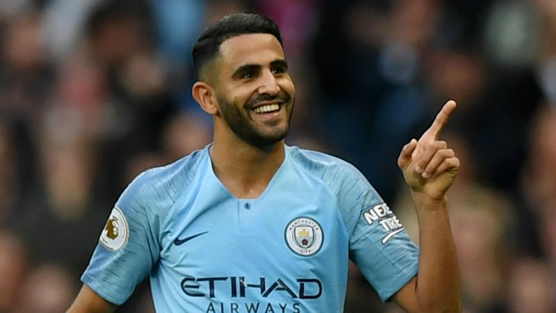 'I'm going to get better', assures Man City winger Riyad Mahrez