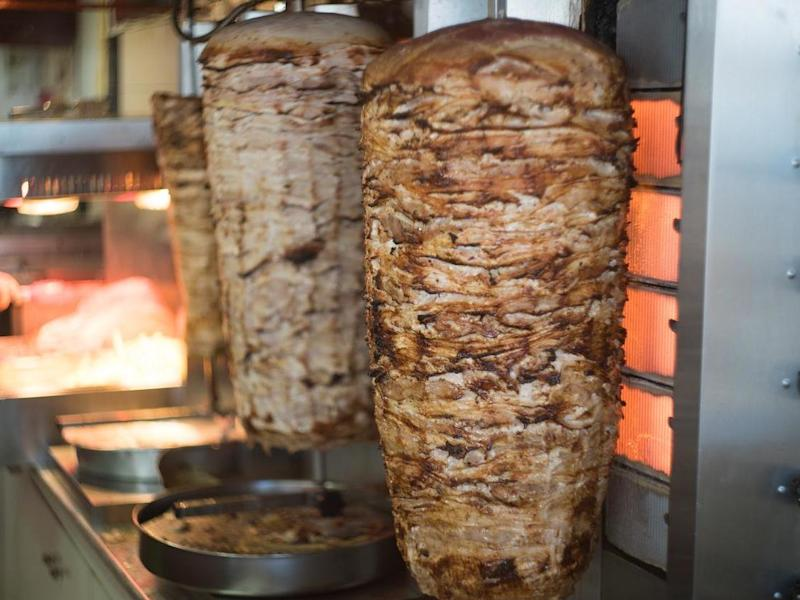 The outbreak of food poisoning has been linked to a shawarma restaurant: Getty Images/iStockphoto