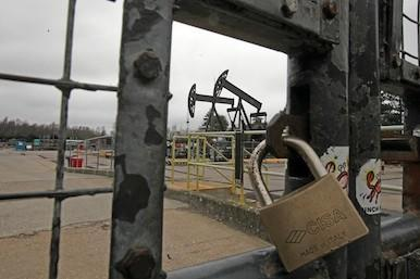 Picture of a padlock