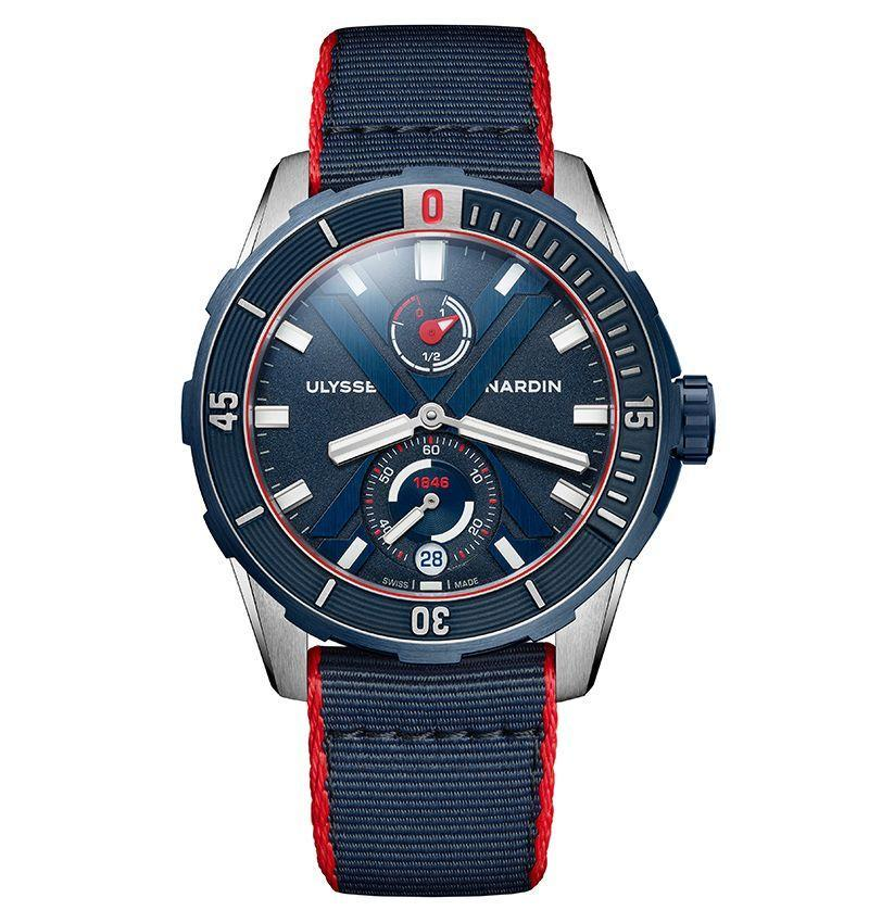 "<p><strong>$8,900</strong></p><p><a class=""link rapid-noclick-resp"" href=""https://www.ulysse-nardin.com/usa_en/1183-170le-93-nemo.html"" rel=""nofollow noopener"" target=""_blank"" data-ylk=""slk:LEARN MORE"">LEARN MORE</a></p><p>There are a few brands with a longer history of supplying watches to the explorers of the sea than Ulysse Nardin, which was delivering marine chronometer clocks to several navies (including the USN) from the late 19th century. At the time, it was the only way to calculate your position at sea. So precision was a thing. In 2018 Ulysse Nardin launched an ambitious program of contemporary high-end watches suited instead to life below the waves. These have strong design codes unique to UN that are visible across several production models and striking special editions like the Nemo Point here, which refers to the furthest point in the oceans from land.</p>"