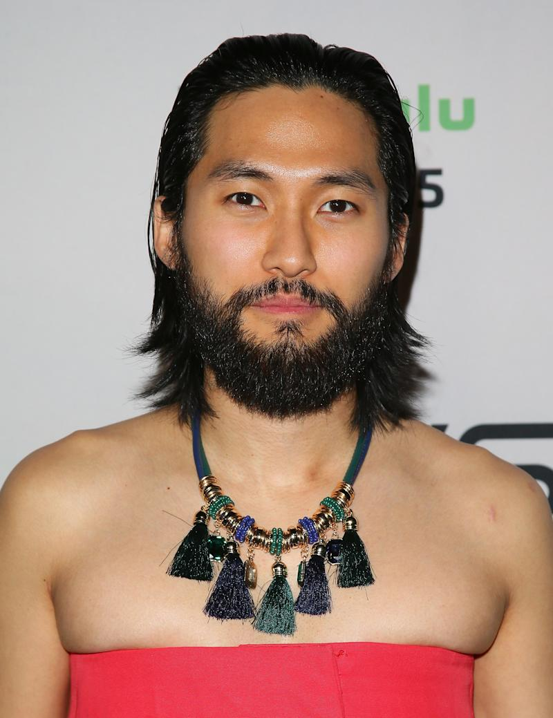 "HOLLYWOOD, CALIFORNIA - MARCH 02: Jin Ha attends the premiere of FX's ""Devs"" at ArcLight Cinemas on March 02, 2020 in Hollywood, California. (Photo by Jean Baptiste Lacroix/WireImage)"