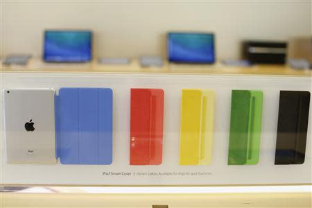 iPad Air goes on sale in San Francisco