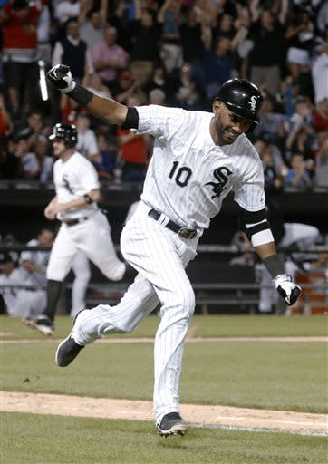 Ramirez lifts White Sox to 5-4 win over Mets