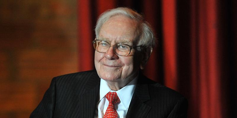 Billionaire Warren Buffett: GOP Tax Bill Is 'Huge Tailwind' For American Businesses