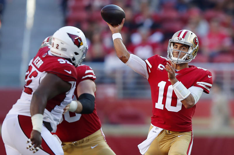 49ers Prepare For 3 Game Gauntlet Against 1st Place Teams