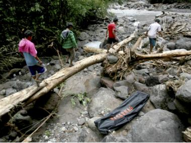 Toll from Indonesia flash floods rises to 89; over 6,800 evacuated to temporary shelters in country's Papua province