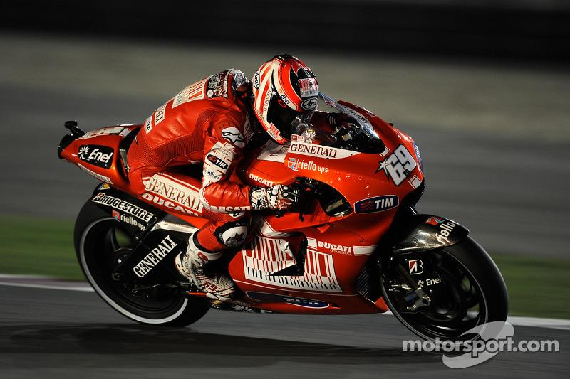 "#69 Nicky Hayden<span class=""copyright"">Ducati Corse</span>"