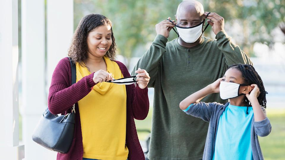The CDC's mask rules are changing.