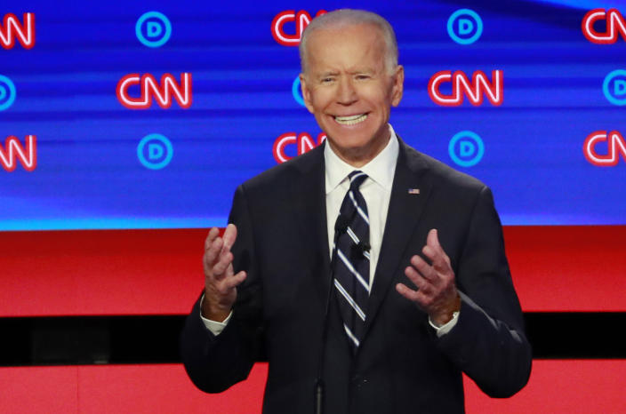 Joe Biden (Photo: Lucas Jackson/Reuters)