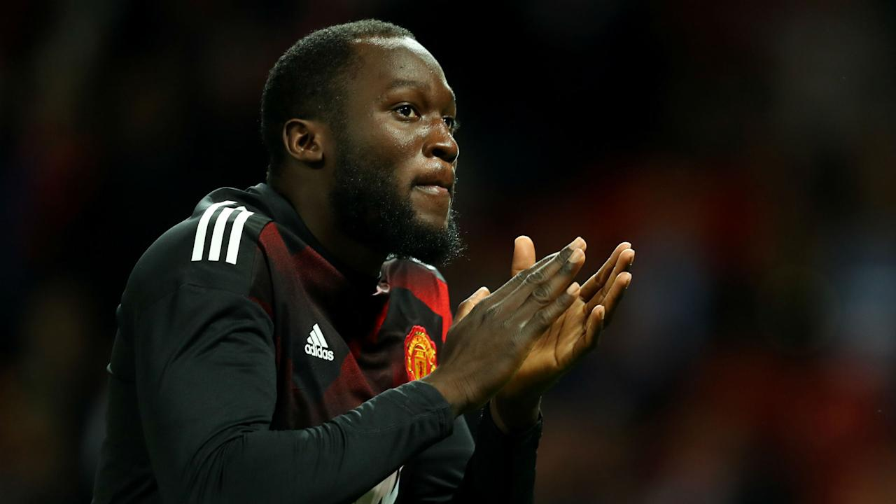 The in-form striker says Manchester United fans need to discontinue the controversial chant about him.