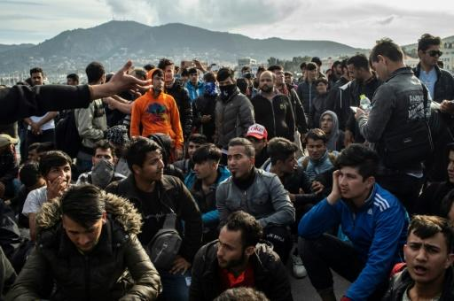 On the Greek islands, the new arrivals have exacerbated an already combustible climate