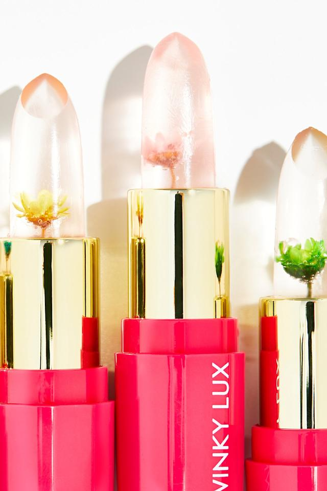 """<p>This <a href=""""https://www.popsugar.com/buy/Winky-Lux-Flower-Balm-496485?p_name=Winky%20Lux%20Flower%20Balm&retailer=freepeople.com&pid=496485&price=16&evar1=savvy%3Aus&evar9=32491647&evar98=https%3A%2F%2Fwww.popsugar.com%2Fsmart-living%2Fphoto-gallery%2F32491647%2Fimage%2F46700844%2FWinky-Lux-Flower-Balm&list1=holiday%2Cgift%20guide%2Choliday%20shopping%2Cbudget%20tips%2Choliday%20living%2Cgifts%20for%20women%2Cgifts%20under%20%24100%2Cgifts%20under%20%2450%2Cgifts%20under%20%2475&prop13=mobile&pdata=1"""" rel=""""nofollow"""" data-shoppable-link=""""1"""" target=""""_blank"""" class=""""ga-track"""" data-ga-category=""""Related"""" data-ga-label=""""https://www.freepeople.com/shop/winky-lux-flower-balm/?color=066&amp;quantity=1&amp;recommendation=dyrectray-TopProducts&amp;type=REGULAR"""" data-ga-action=""""In-Line Links"""">Winky Lux Flower Balm</a> ($16) would be a cool stocking stuffer.</p>"""