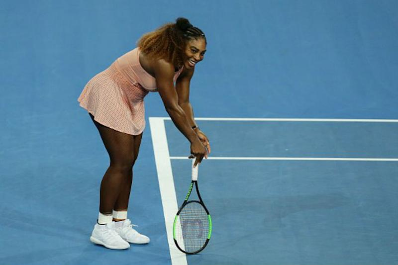 Serena Withdraws from Miami Open With Knee Injury
