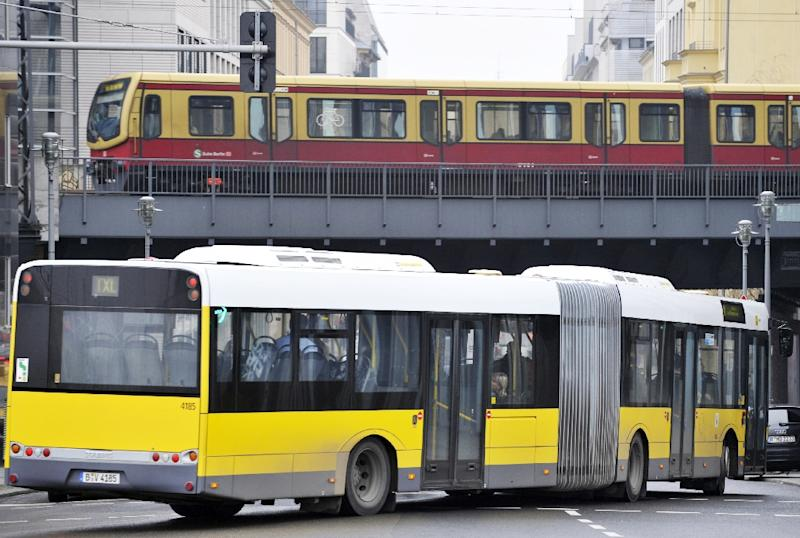 You'll still need a ticket for a while as the German government downplayed the possibility of free public transport to combat air pollution