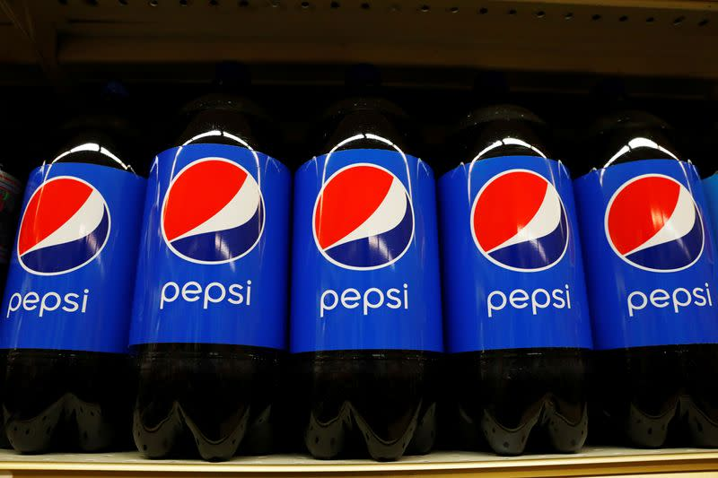 PepsiCo says snacks to ease, not cure its lockdown blues