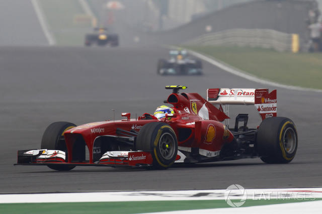 "2013: Ferrari F138 <span class=""copyright"">Alastair Staley / Motorsport Images</span>"