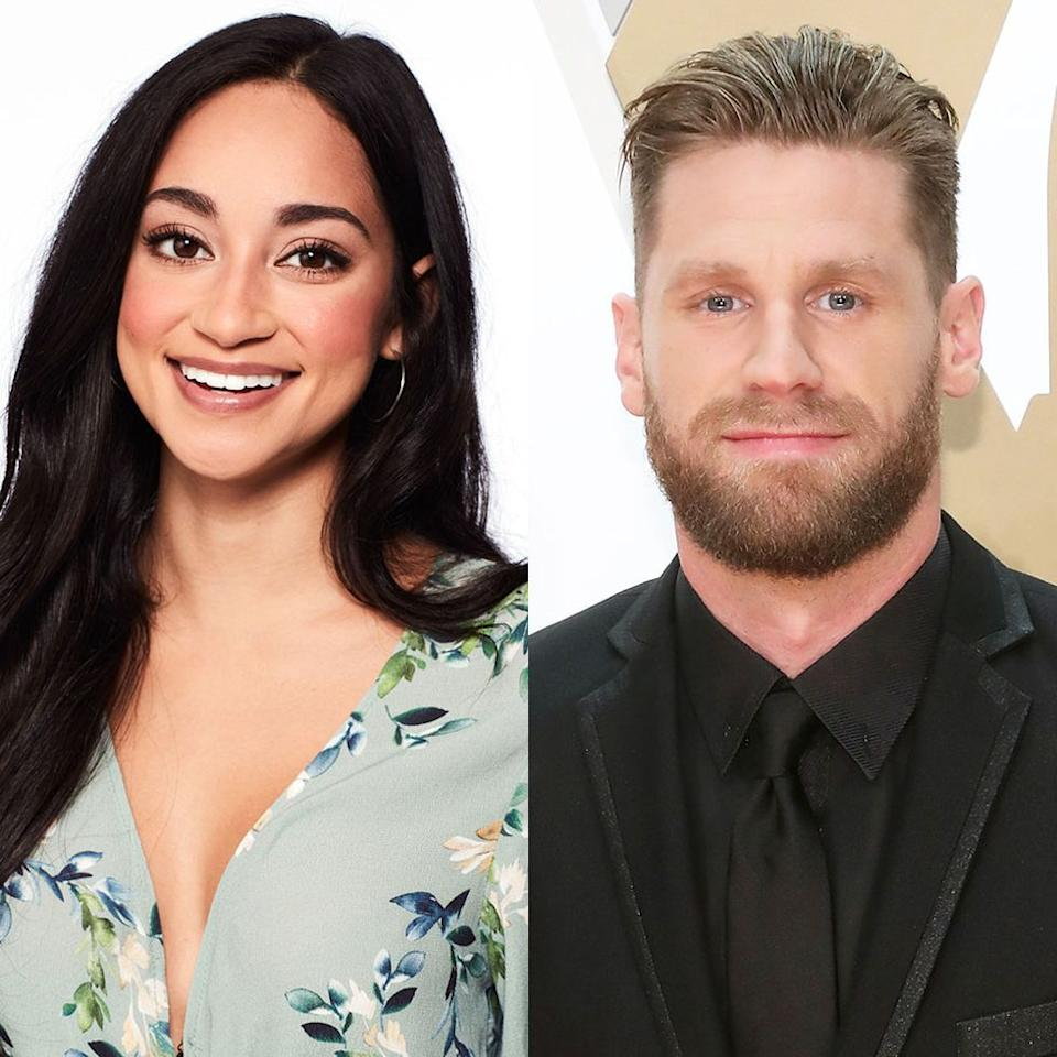 """<p>Victoria Fuller has been the source of much drama on-screen and <a href=""""https://www.cosmopolitan.com/entertainment/celebs/a30718890/cosmo-editor-in-chief-bachelor-challenge/"""">off-screen</a> during Peter Weber's season of <em>The Bachelor</em>. But nothing stirred up the social circles like the genius producer shenanigans involving her ex-boyfriend, country singer Chase Rice. Chase performed during, yup, you guessed it, <a href=""""https://www.womenshealthmag.com/life/a30688180/chase-rice-victoria-fuller-bachelor-response/"""">Victoria and Peter's date</a>. Chase has said he only spent a night with Victoria, but <a href=""""https://www.womenshealthmag.com/life/a30318271/victoria-fuller-chase-rice-relationship-bachelor/"""">I suspect there's something more there</a>. I mean, he did reference <em>The Bachelor</em> in <a href=""""https://genius.com/Chase-rice-lonely-if-you-are-lyrics"""">verse two of """"Lonely If You Are.""""</a></p>"""