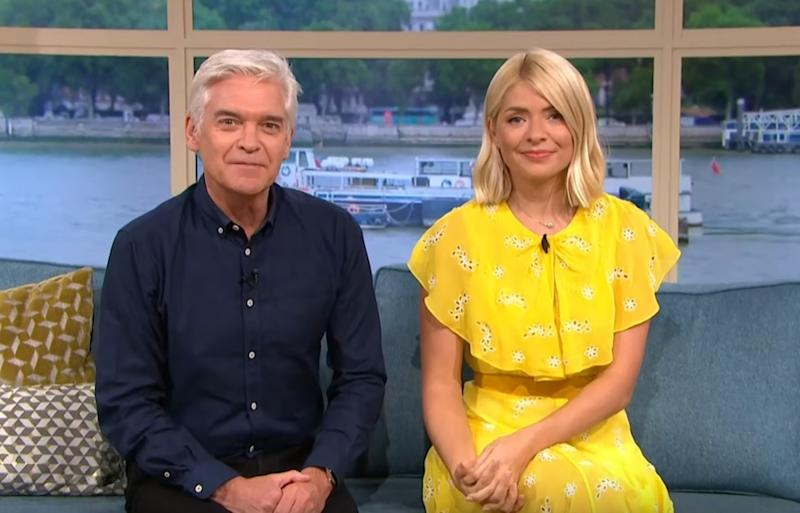 'This Morning' presenter Holly Willoughby looks back her on her 'lovely' summer holiday as she returns to work for major ITV shake-up (ITV)