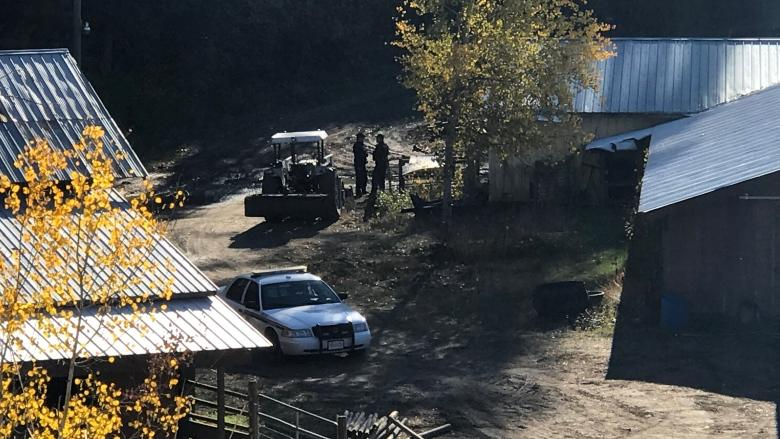 'I have never locked my doors': north Okanagan community shaken by discovery of human remains