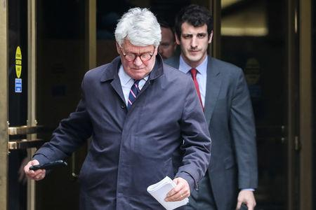 Greg Craig Pleads Not Guilty to Lying About Foreign Lobbying