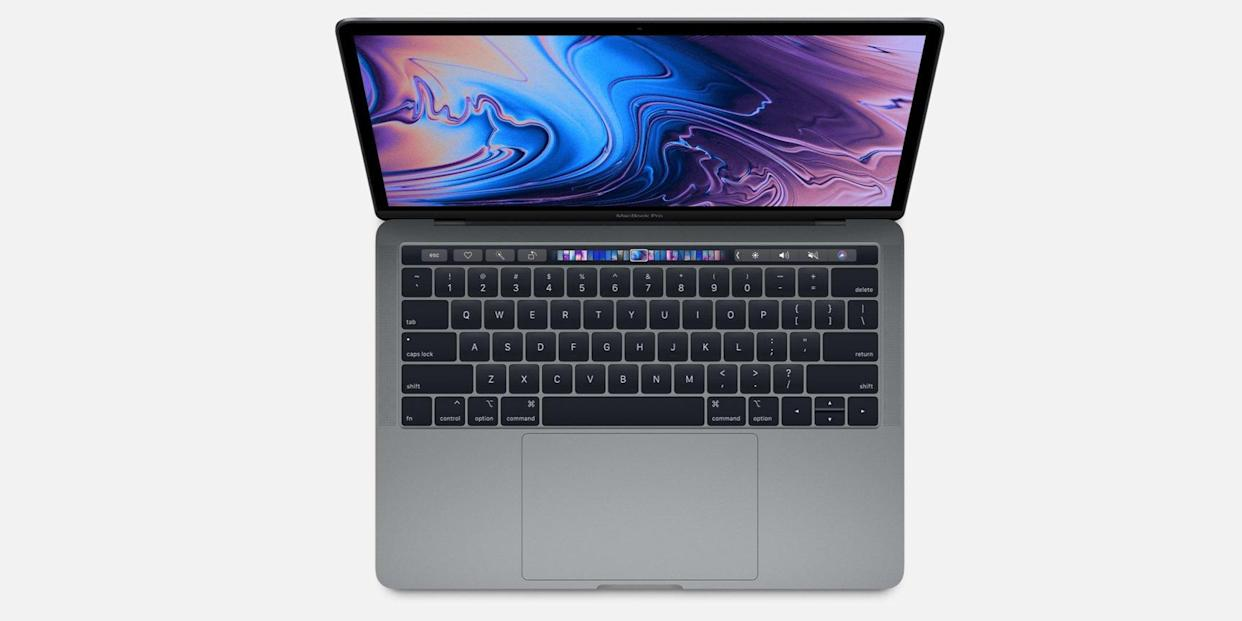 Apple's latest MacBook Pro looks exactly the same from the outside