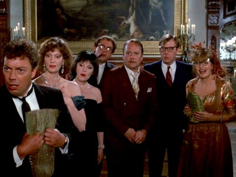 """""""Clue"""" is a murder mystery."""
