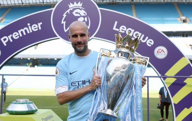 Guardiola did not want to give up the chance to win more silverware with City