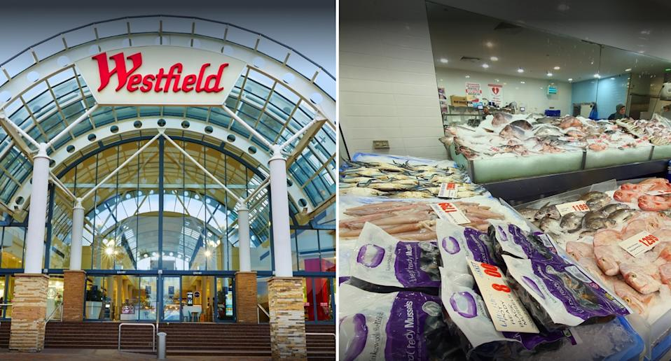 Westfield, Liverpool (left) and Chullora Fish Market (right)