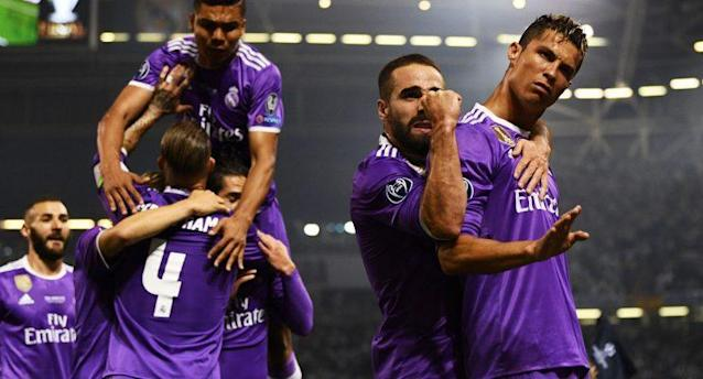 Real are champions of Europe for a record 12th time. (Getty Images)