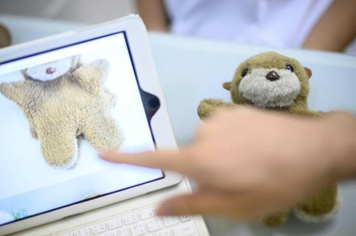 The clinic in Tokyo now repairs 100 stuffed toys a month, with more than six specialists working on the stuffed creatures