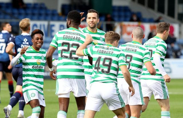 Ross County v Celtic – Scottish Premiership – Global Energy Stadium