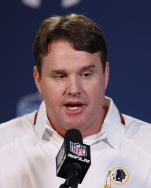 Jay Gruden (USA Today Sports Images)