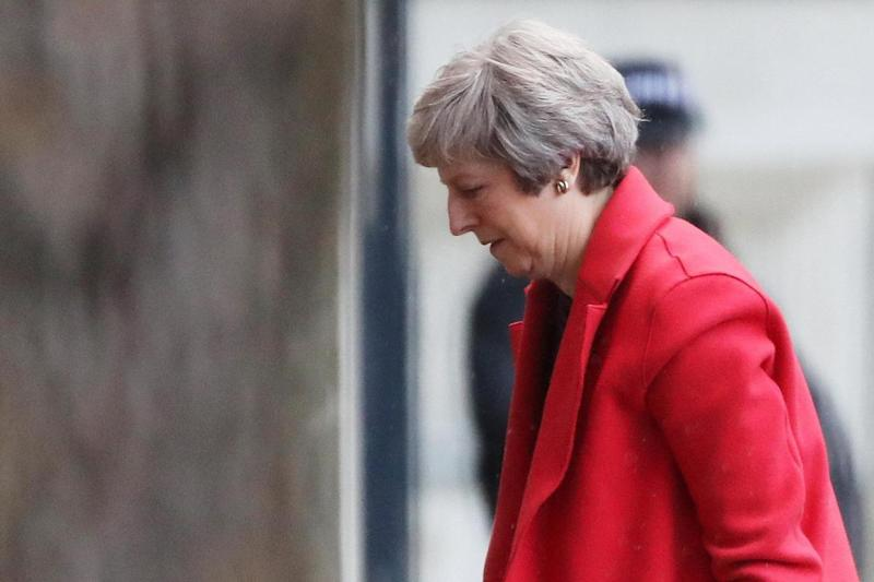 The Prime Minister has insisted negotiations are now in their final stages (REUTERS)