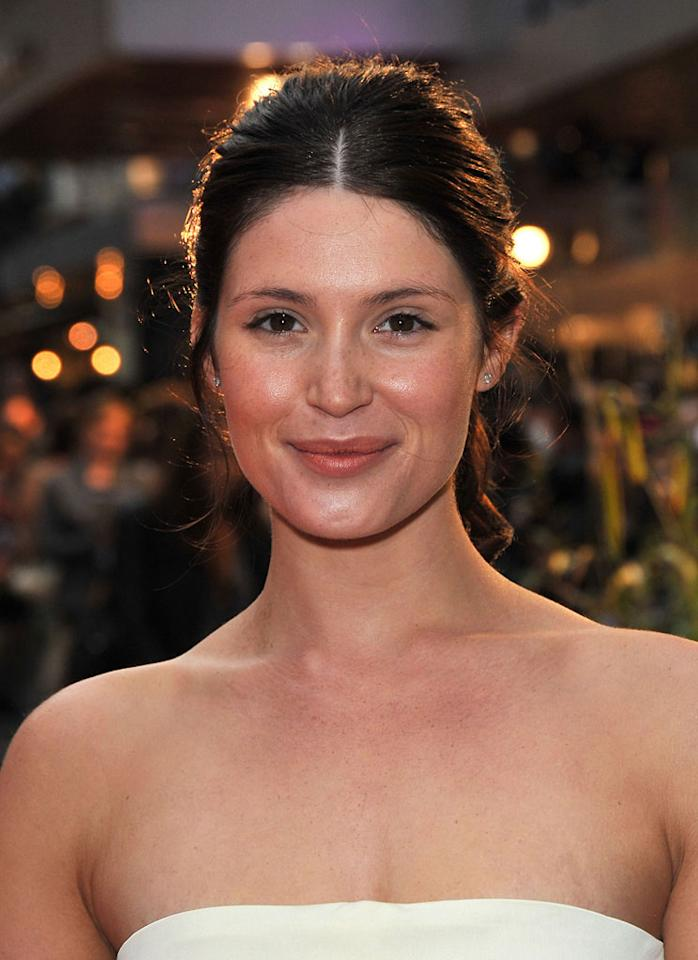 """<a href=""""http://movies.yahoo.com/movie/contributor/1809853072"""">Gemma Arterton</a> at the London premiere of <a href=""""http://movies.yahoo.com/movie/1810117609/info"""">Tamara Drewe</a> - 09/06/2010"""