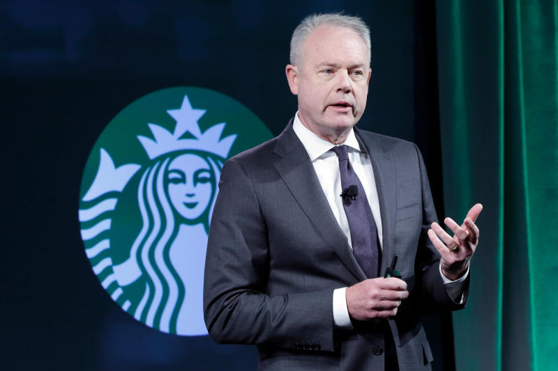 Q&A: Starbucks CEO on what the company will do after arrests