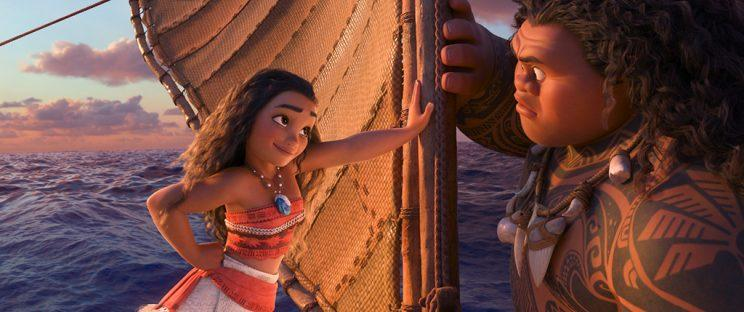 'Moana' (Photo: Disney)