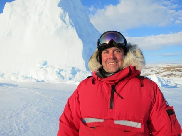 Graham Dickson, founder of Arctic Kingdom, said travel restrictions easing will have little impact on tourism because not everyone has received both doses of the vaccine.   (Submitted by Graham Dickson - image credit)