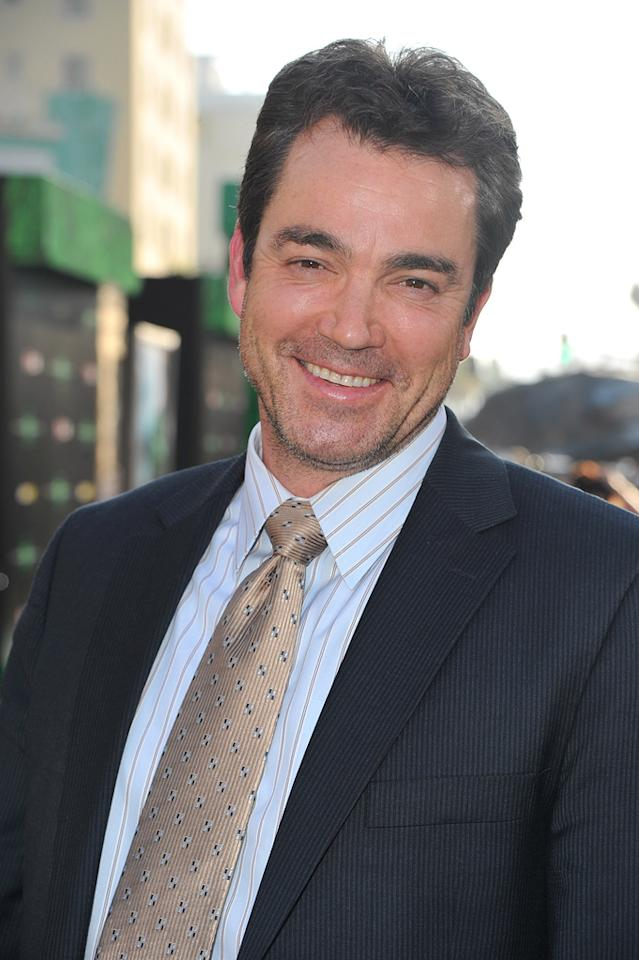 """<a href=""""http://movies.yahoo.com/movie/contributor/1800183749"""">Jon Tenney</a> at the Los Angeles premiere of <a href=""""http://movies.yahoo.com/movie/1810166777/info"""">Green Lantern</a> on June 15, 2011."""