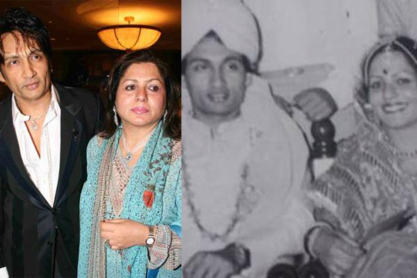 Shekhar Suman and Alka Suman
