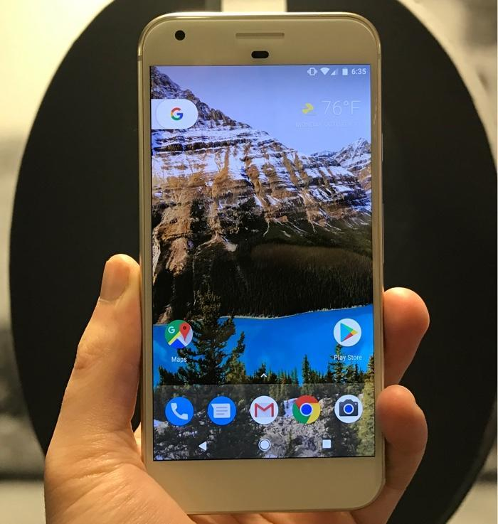 Google Android phone.