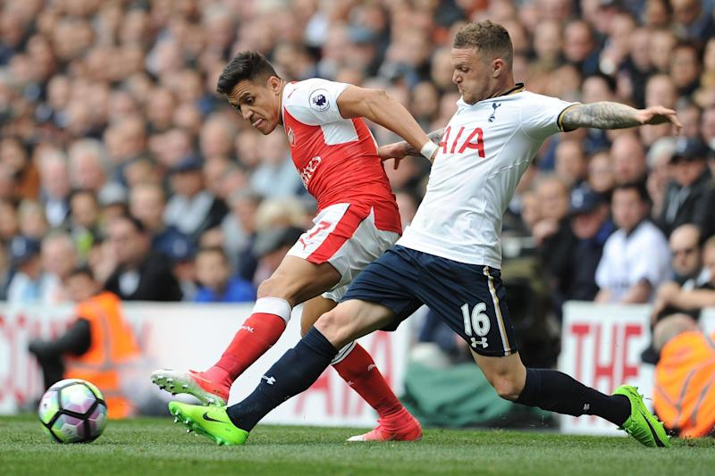 Tottenham have 'every faith' in full-back Kieran Trippier, insists Ben Davies